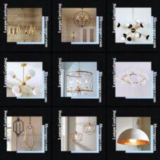 Lampu Gantung Minimalis Ruang Tamu