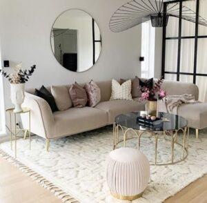11 trik mudah dekorasi ruang tamu sederhana