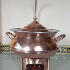 Pemanas Makanan Chafing Dish