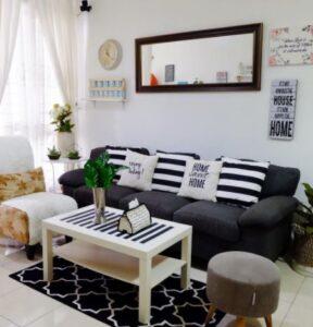 dekorasi ruang tamu kecil mudah untuk di ikuti - bleecopper