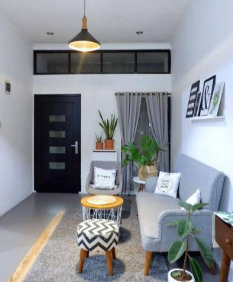 Inspirasi Ruang keluarga minimalis