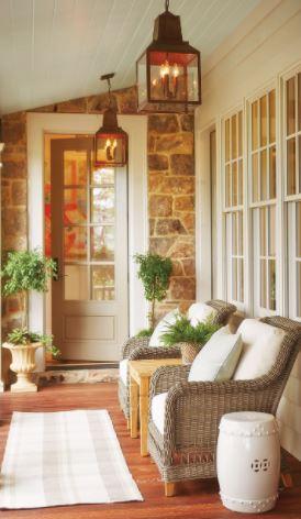 Dekorasi Teras Rumah