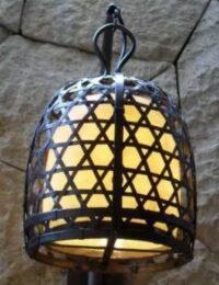 Jual Lampu Taman Tembaga Unik