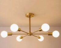 Lampu Gantung Minimalis Modern Trendi
