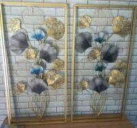 hiasan dinding ruang tamu minimalis 1