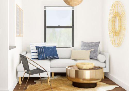 11 Trik Desain Ruang Tamu Kecil Yang Membuat Tamu Terpana