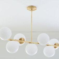 Lampu Gantung Minimalis Ruang Tamu Nordic