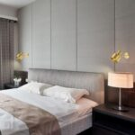 Dekorasi Kamar Tidur Minimalis Modern Sederhana Elegan