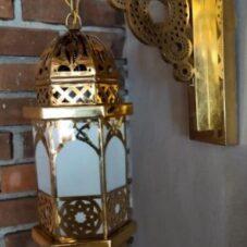 jual lampu Maroko murah