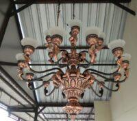 Jual Lampu Masjid Tembaga