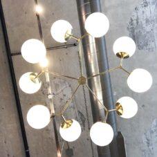 Lampu Gantung Ruang Tamu Murah Mewah 1
