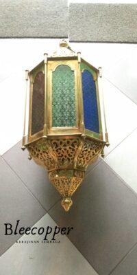 Lampu Gantung Maroko 1