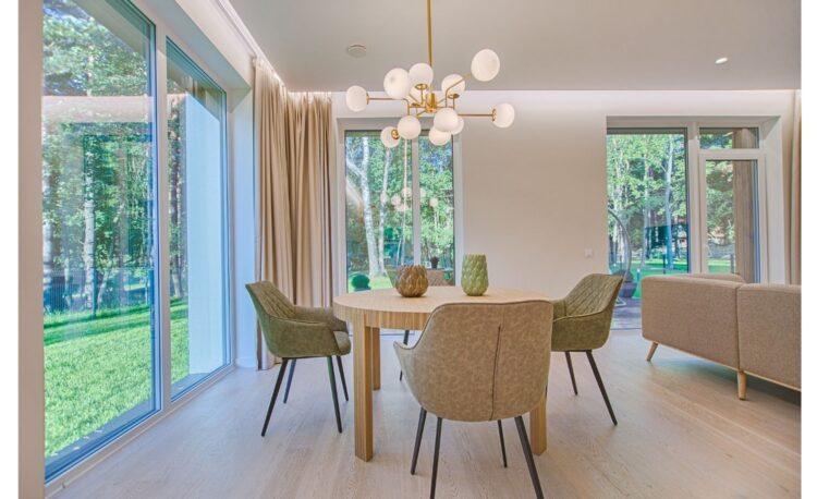 8 Ide Desain Ruang Makan Minimalis Modern
