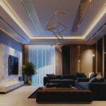 Desain Ruang Tamu Mewah Elegan Untuk Di Coba
