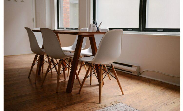 Ide Desain Ruang Makan Minimalis sederhana