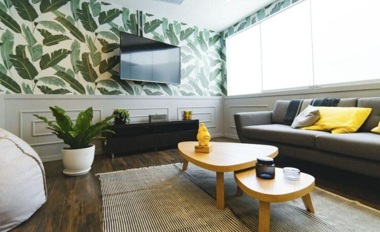 Ide Cerdas Desain Ruang Tamu Mewah Modern 1