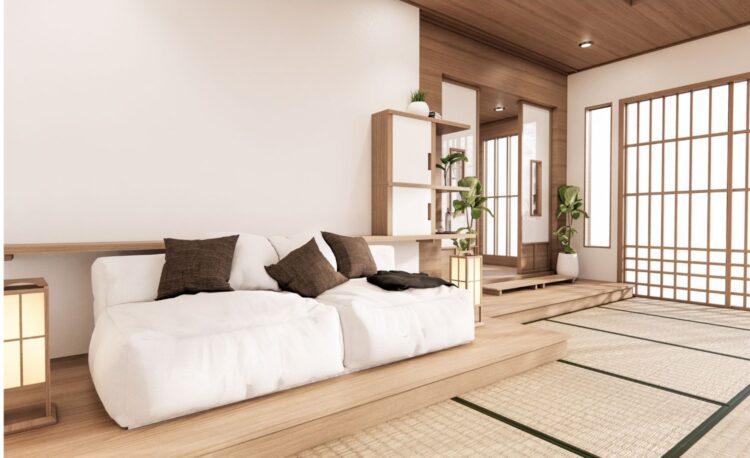 Tips Desain Ruang Tamu Minimalis Tanpa Sofa 1