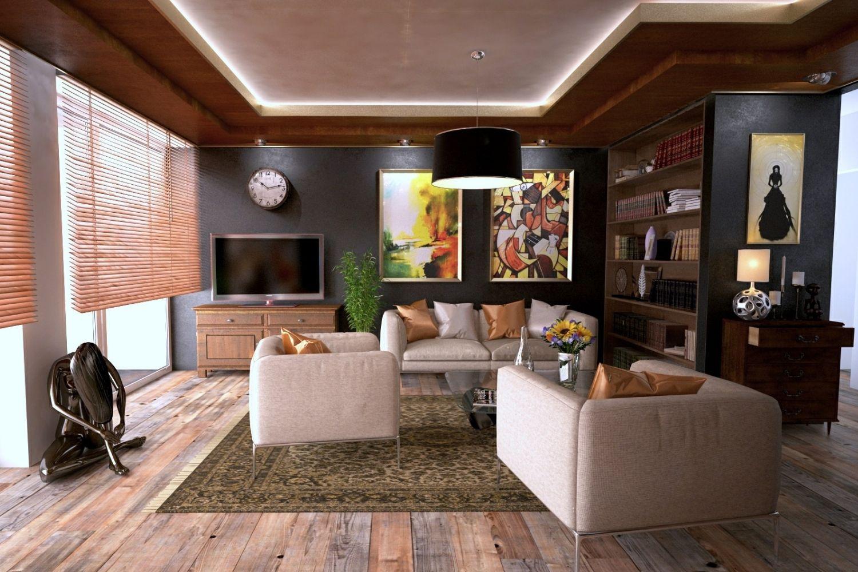 Ide dekorasi ruang tamu minimalis 100 Work!