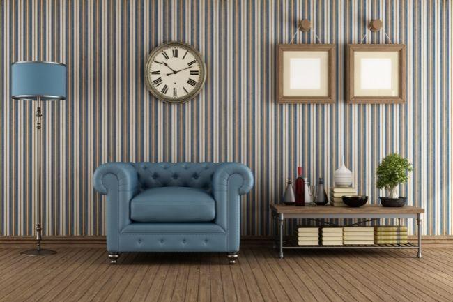 Interior Ruang Tamu Gaya Modern