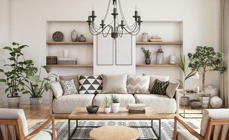 Tips Dekorasi Ruang Tamu Nyaman Dan Bikin Betah