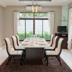 7 Ide Desain Ruang Makan Modern Cantik Dan Menawan!