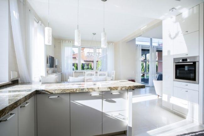 Dekorasi Ruang Makan dan Dapur