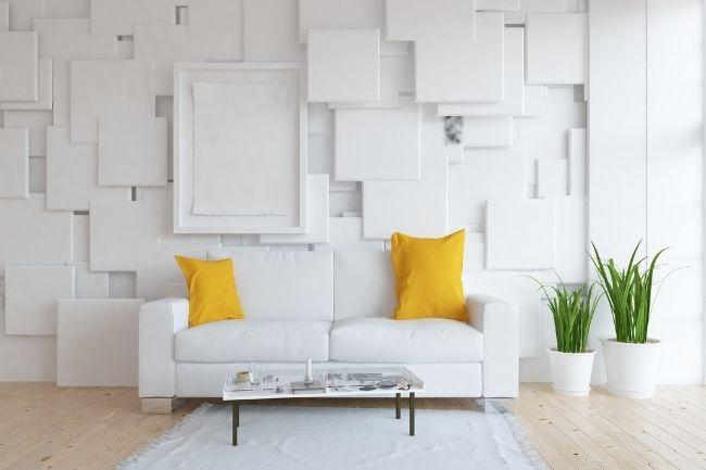Konsep Desain Interior Scandinavian Dengan Nada Aksen