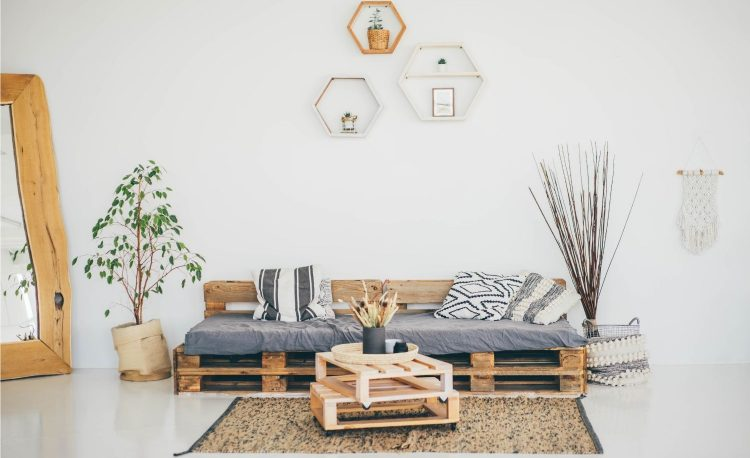 Konsep Desain Interior Scandinavian Dengan Detail Kayu