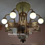 Lampu Masjid Kuningan Berkualitas