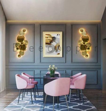 Rekomendasi Hiasan Dinding Ruang Makan Modern