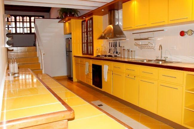 Rekomendasi Warna dapur