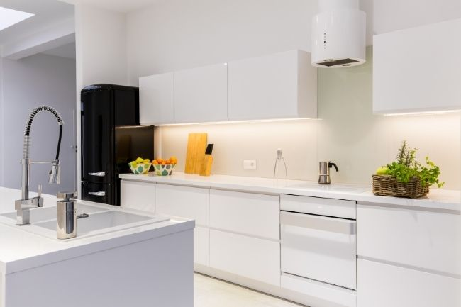 Cahaya Tipe Tugas Dalam Dapur
