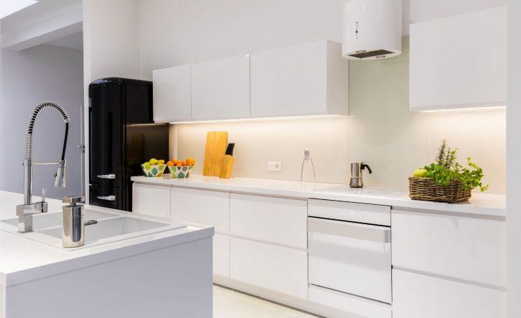Ide Pencahayaan Dapur Minimalis