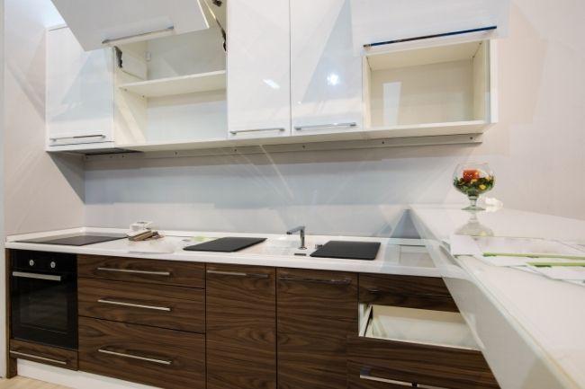 Nada Netral Pada Dekorasi Dapur Minimalis Modern