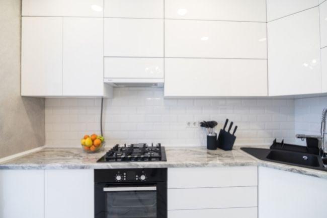 Nada Netral Untuk Desain Dapur Minimalis