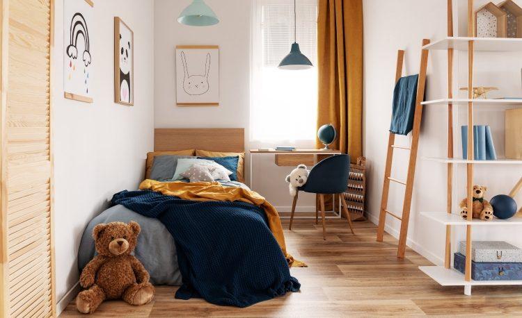 9 Ide Dekorasi Kamar Tidur Sempit Agar Terlihat Luas