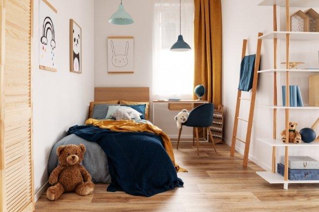 Ide dekorasi kamar tidur dengan furnitur multifungsi