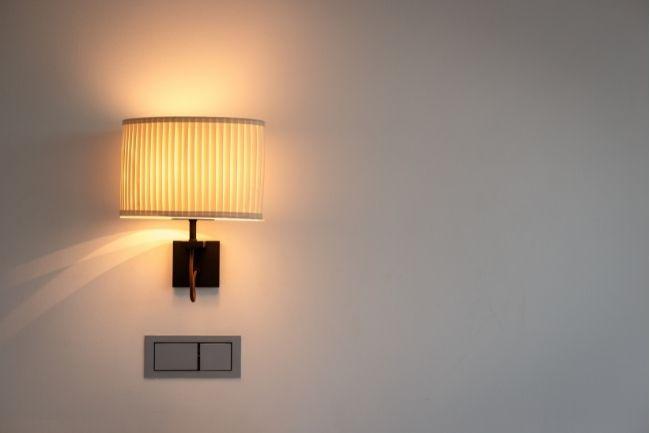Lampu Dinding Kamar Tidur