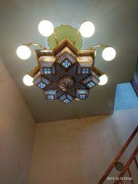 Lampu Hiasan Masjid Kuningan