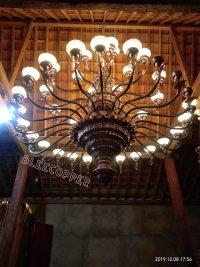 Lampu Hiasan Masjid Tingkat 3